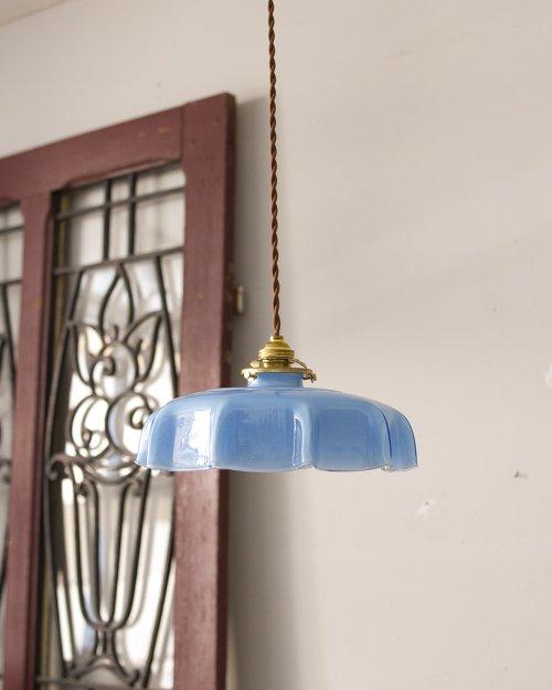 ガラスシェードランプ  Glass Shade Lamp
