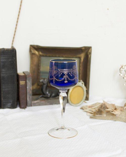 エッチングワイングラス.f  Wine Glass.f