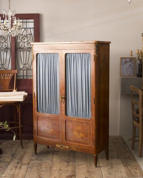 アールヌーヴォーキャビネット  Art Nouveau Cabinet