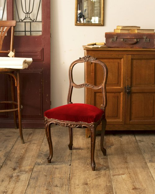 バルーンバックチェア.b  Balloon Back Chair