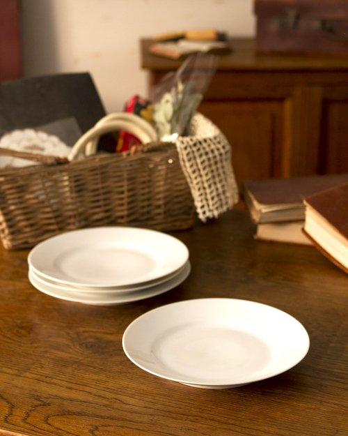 ラウンドプレート.a  Ceramic Round Plate