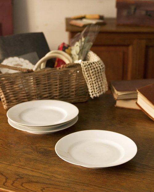 ラウンドプレート.c  Ceramic Round Plate