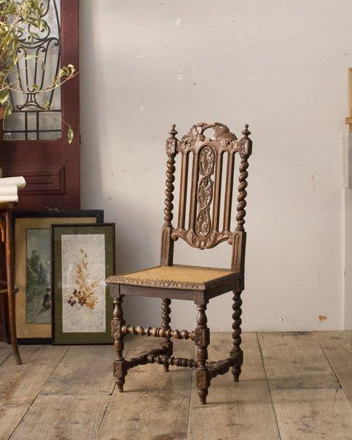 カロリアンチェア.4  Carolian Chair.4