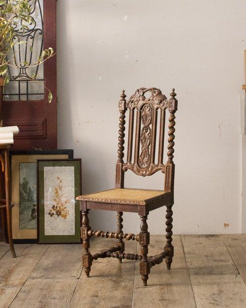 カロリアンチェア.1  Carolian Chair.1
