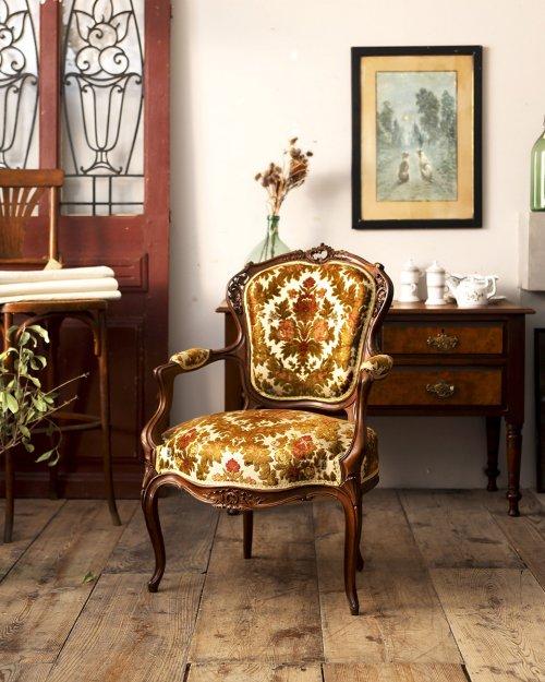 クッションアームチェア.a  Arm Chair
