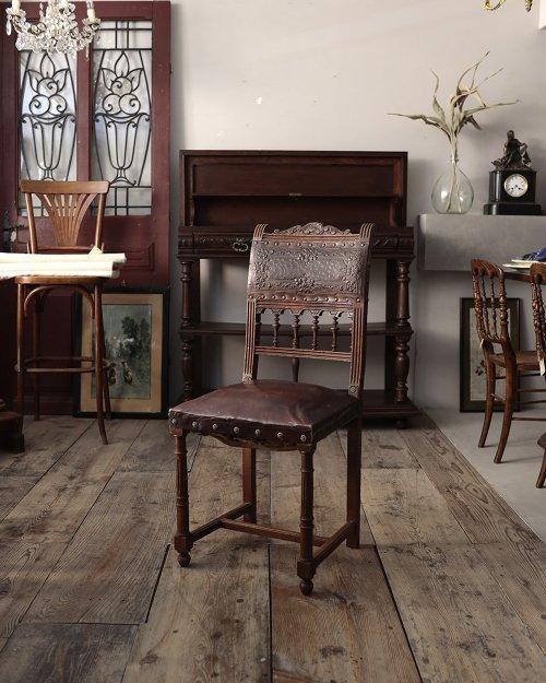 レザーチェア  Leather Chair.2