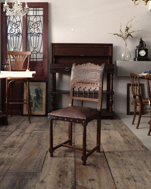 レザーチェア  Leather Chair.3