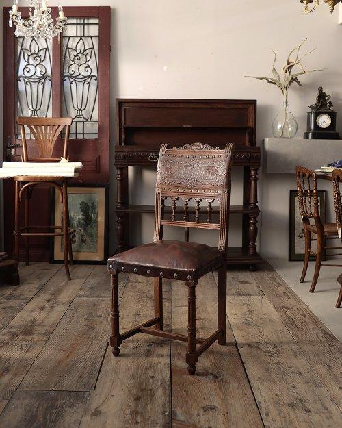 レザーチェア  Leather Chair.4