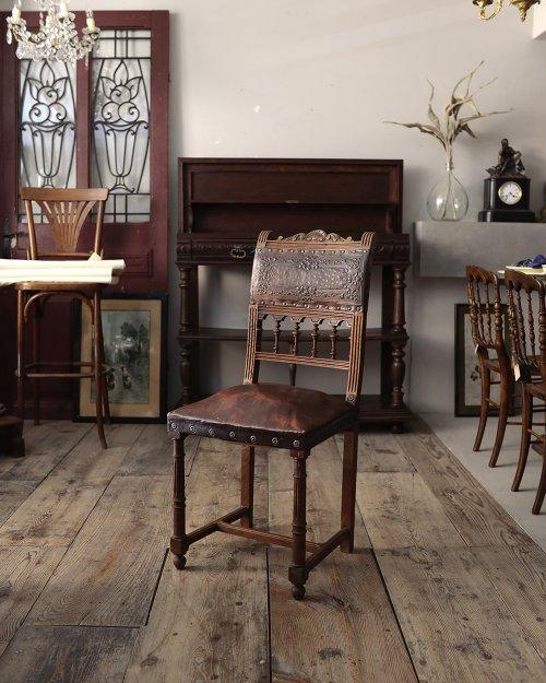 レザーチェア  Leather Chair.1