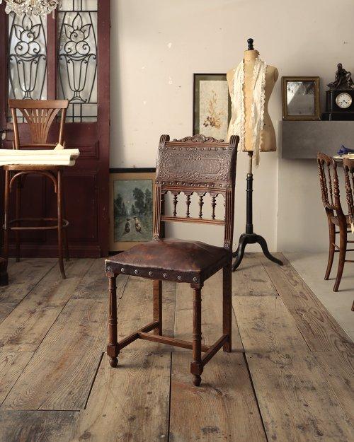 レザーチェア  Leather Chair.5