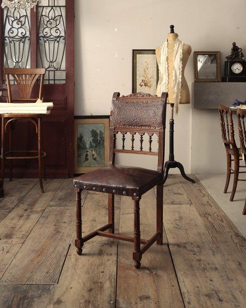 レザーチェア  Leather Chair.6