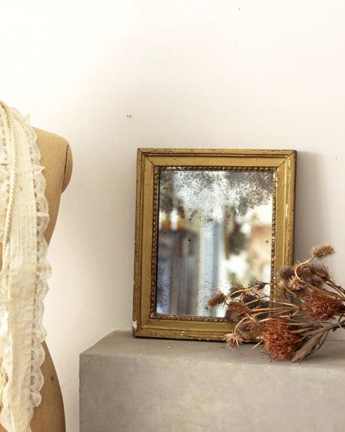 ゴールド ウォールミラー  Wall Mirror