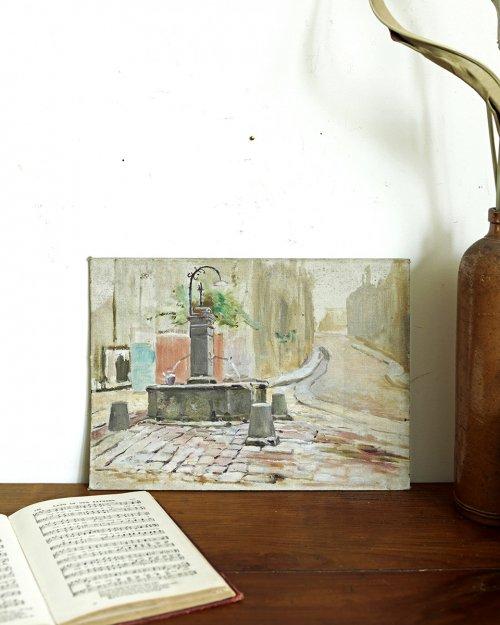 """油彩画 """"風景"""" .2  Wall Art"""