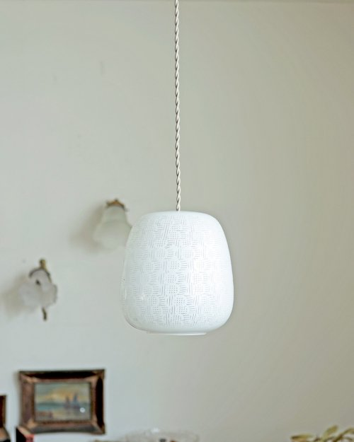 ペンダントランプ.4  Pendant Lamp