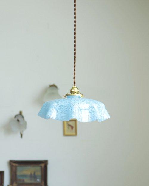ガラスシェードランプ.3  Glass Shade Lamp