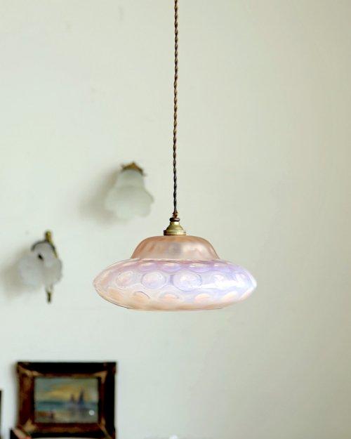 ガラスシェードランプ.6  Glass Shade Lamp