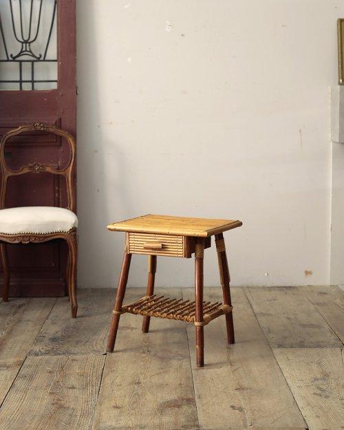 バンブー サイドテーブル  Bamboo Side Table