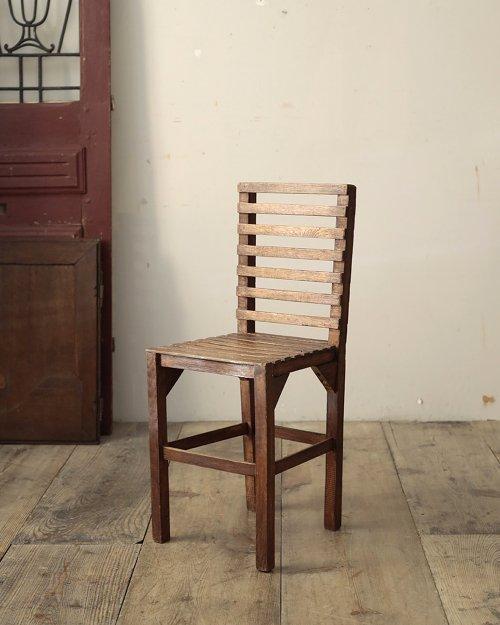 ウッドチェア  Wood Chair