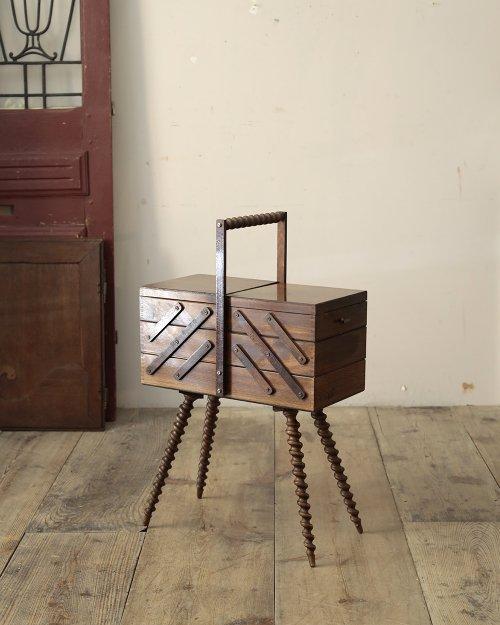 ソーイングボックス.1  Sewing Box