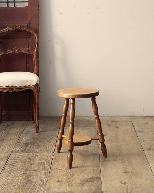 ウッドスツール.3  Wood Stool.3