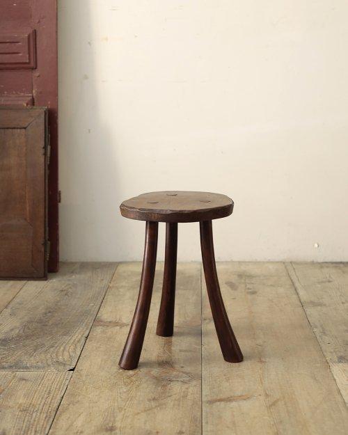 ウッドスツール.4  Wood Stool.4
