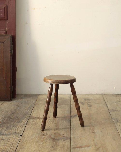 ウッドスツール.5  Wood Stool.5