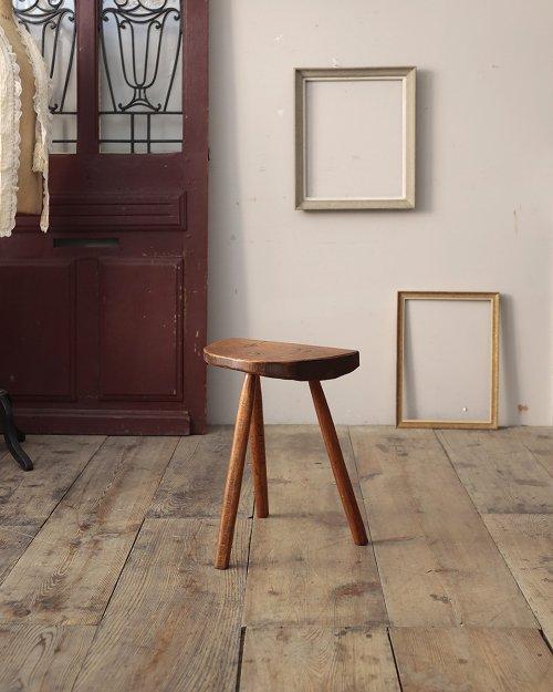ウッドスツール.6  Wood Stool.6
