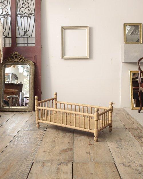 木製ベビーベッド  Baby Bed