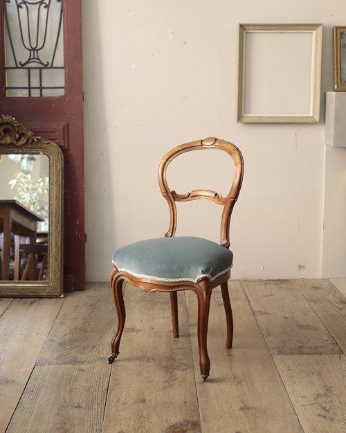 バルーンバックチェア.e  Balloon Back Chair.e