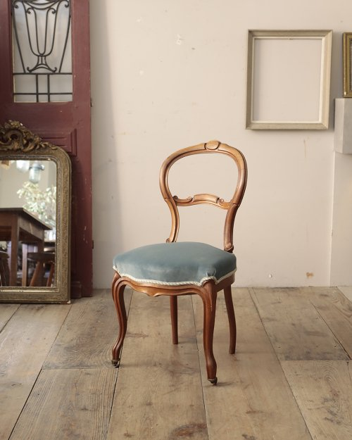 バルーンバックチェア.f  Balloon Back Chair.f