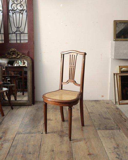 ラタンシートチェア.6  Rattan Seat Chair.6