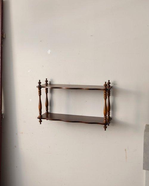 ウォールシェルフ  Wall Shelf