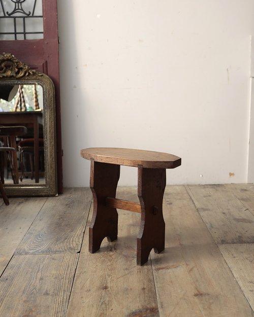 ウッドスツール.7  Wood Stool.7