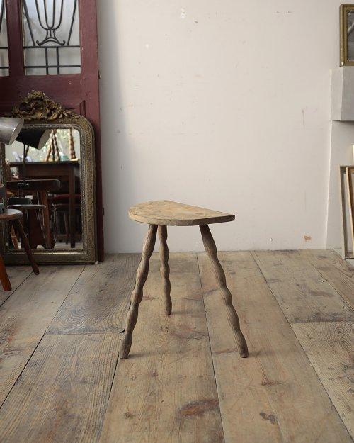 ウッドスツール.8  Wood Stool.8