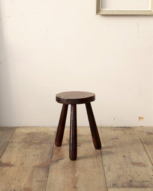 ウッドスツール.9  Wood Stool.9