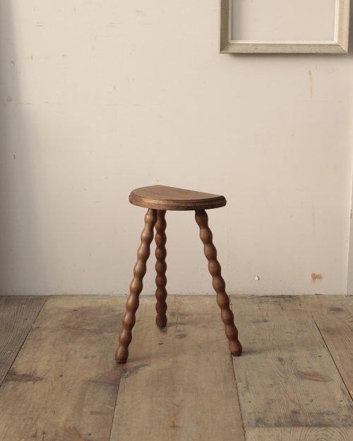 ウッドスツール.12  Wood Stool.12