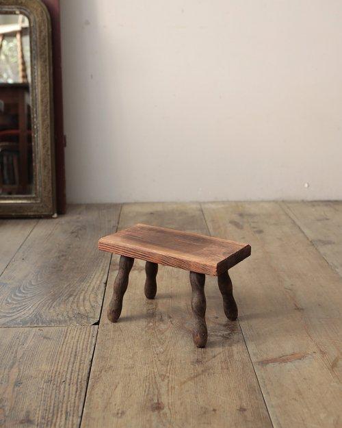 ウッドスツール.14  Wood Stool.14
