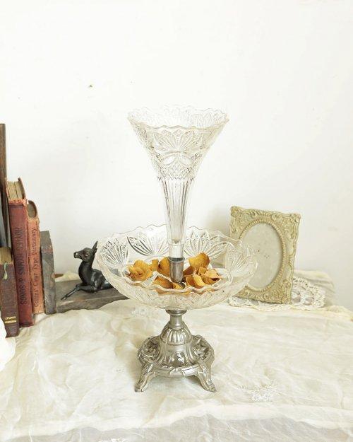 ガラス フラワーベース  Glass Flower Vase