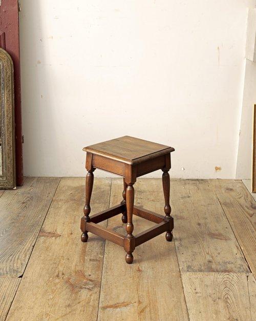 ウッドスツール.17  Wood Stool.17