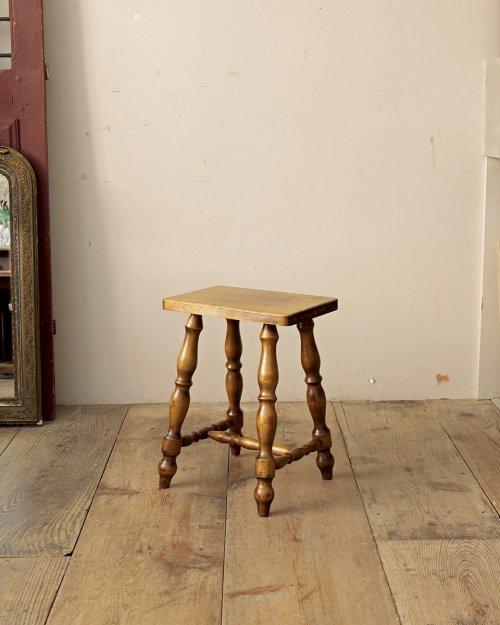 ウッドスツール.18  Wood Stool.18