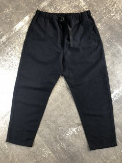 B25-P006 EASY PANTS NAVY【BROWN by 2-tacs】