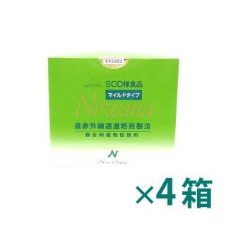 丹羽SOD様食品 ニワナ マイルド (90包) 4箱