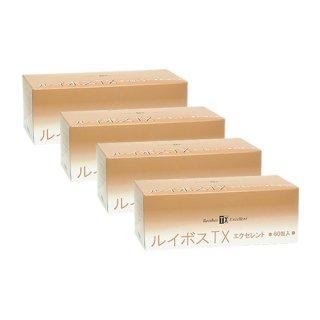 丹羽SOD様食品 ルイボスTX 粉末タイプ (60包) 4箱
