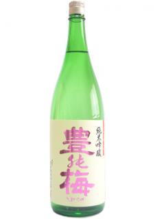 純米吟醸豊能梅1800ml