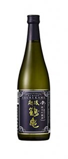 純米吟醸 越後鶴亀ワイン酵母仕込み720m