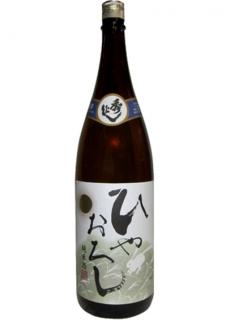 秀よし ひやおろし 純米酒 1,800ml