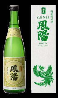 鳳陽 源氏 特別純米酒 1800ml