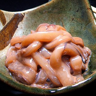 <水産物応援商品>自家製いか塩辛の素300g<送料無料>