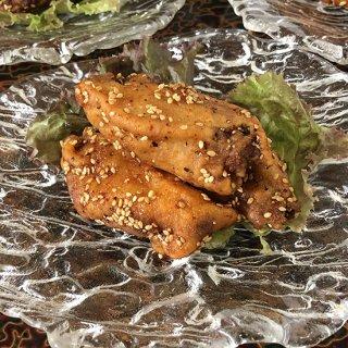 冷たいまま食べる手羽唐揚げ(12本)