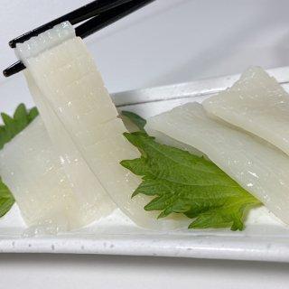 【若潮丸応援フェア 特別価格】酒田港船内凍結するめいか刺身<br>180g